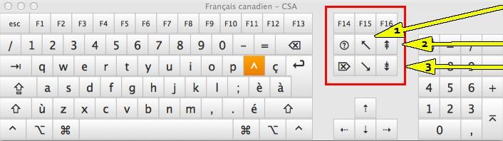 Raccourcis Claviers Os X Excel Quebec