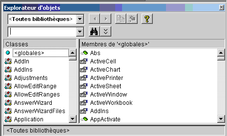 blogue template excel visual basic editor 5